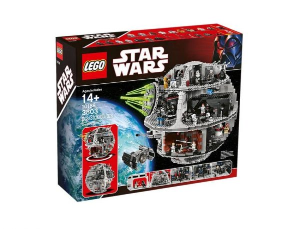 Set LEGO Star Wars Death Star 10188