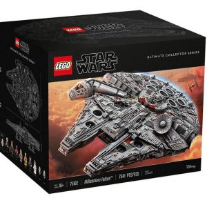 Set LEGO Star Wars Millennium Falcon 75192